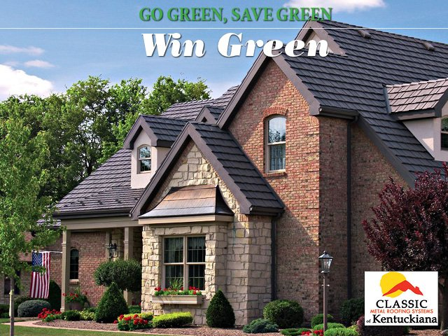 Go Green Sweepstakes 8.14