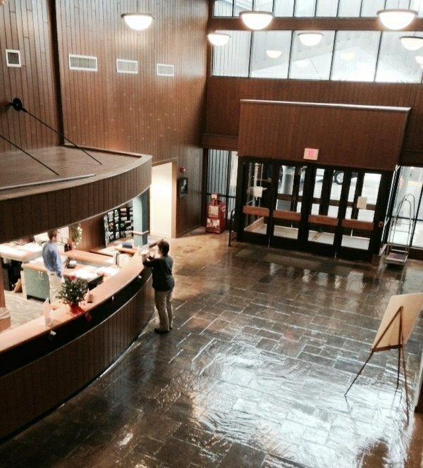 Nunn lobby