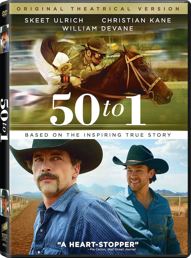 50 to 1 DVD