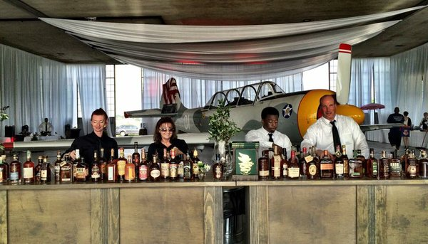Let the bourbon flow