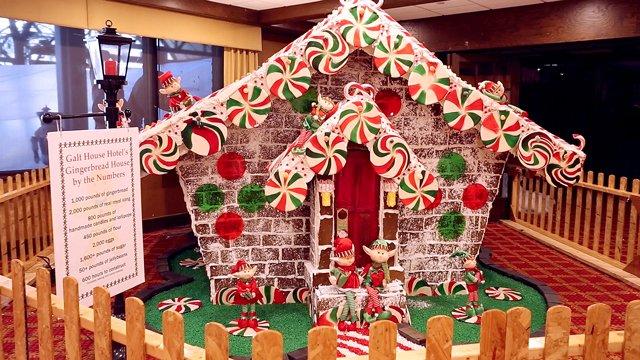 Galt House Christmas 2019 Sweet Sensation   kentuckymonthly.com