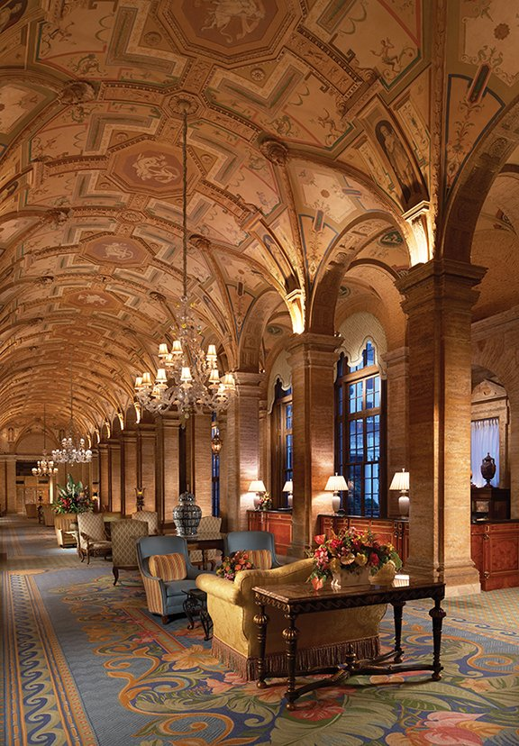 The Breakers Main Lobby