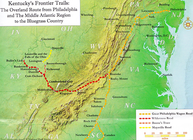 In the Footsteps of the Pioneers, Part II - kentuckymonthly.com