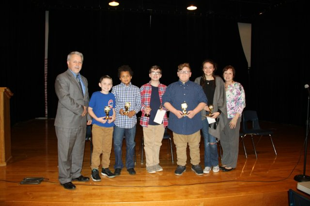 Edmundson Co. Spelling Bee