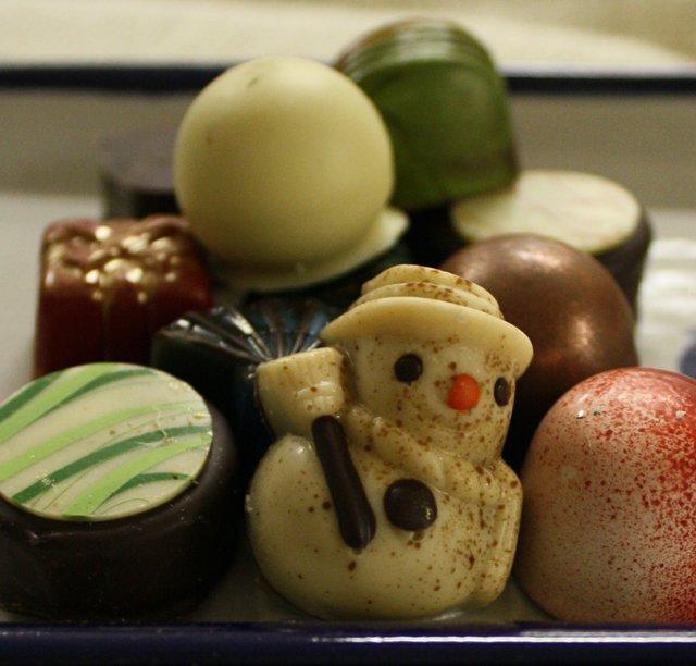 Ghyslain Chocolates