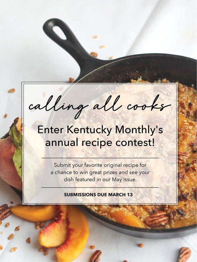 recipe contest 2020