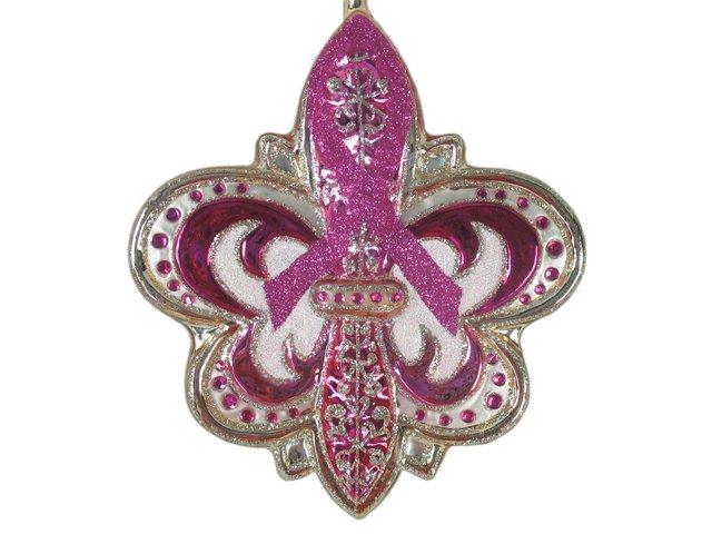"""""""Fleur-de-Cure"""" Ornament"""