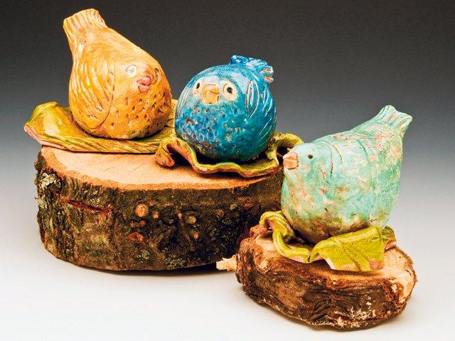 Star Bird Pottery