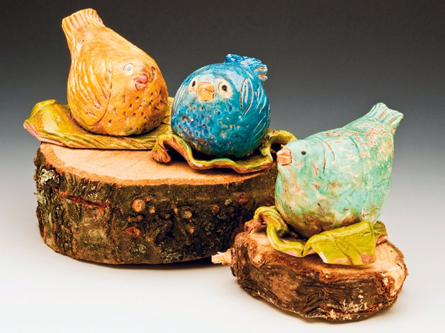 Star Bird Pottery