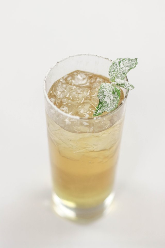 The Brown Hotel Mint Julep