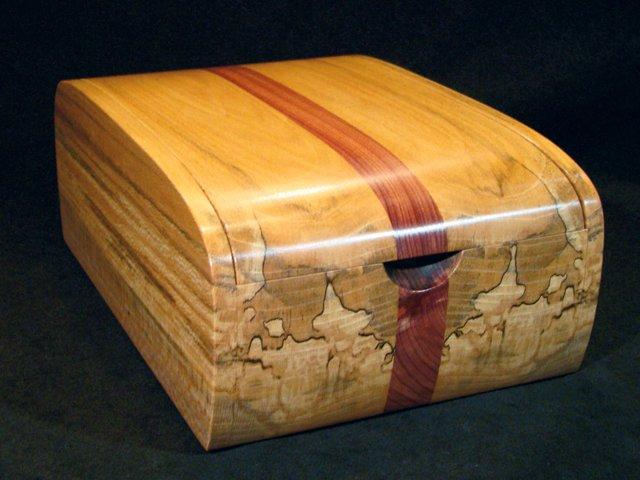 Coopers Wood Studio Boxes