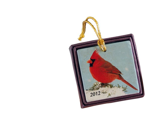Kentucky Monthly Cardinal Ornament