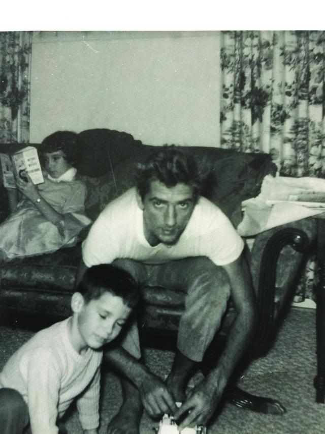 Harry Dean as a young man in  Lexington.jpg
