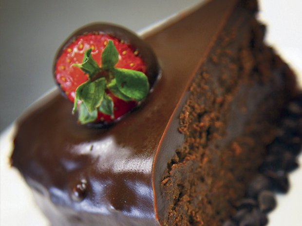 Chocolate Hazelnut Torte Cake Recipe — Dishmaps