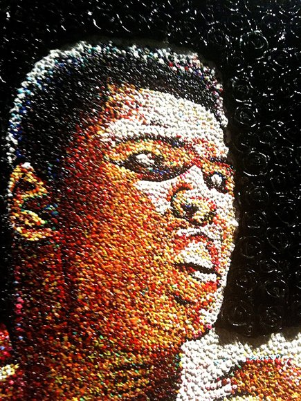 Ali Center painting