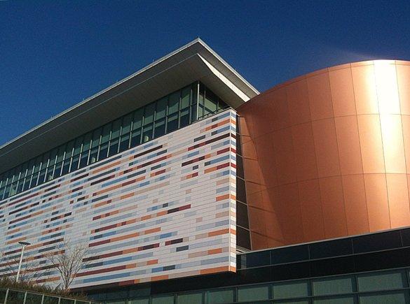 Muhammad Ali Center exterior
