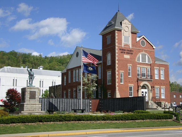 Rowan County Arts Center