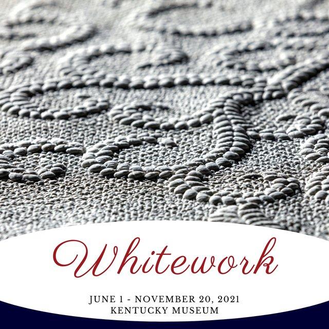 Whitework square social