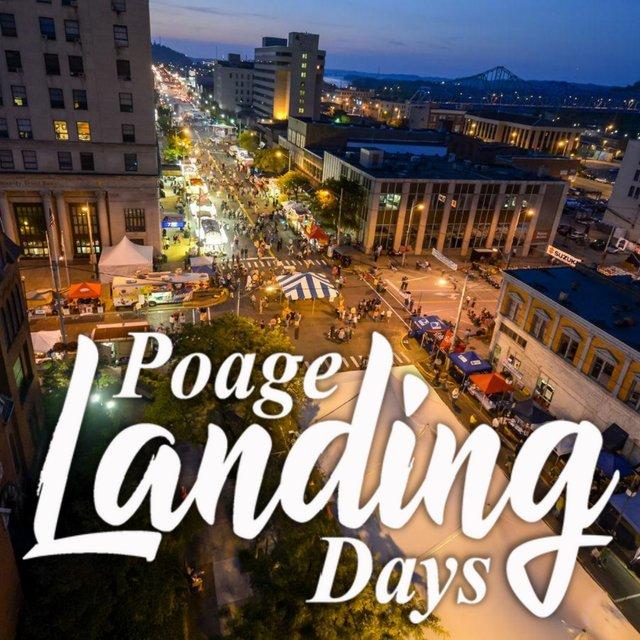 poage landing days