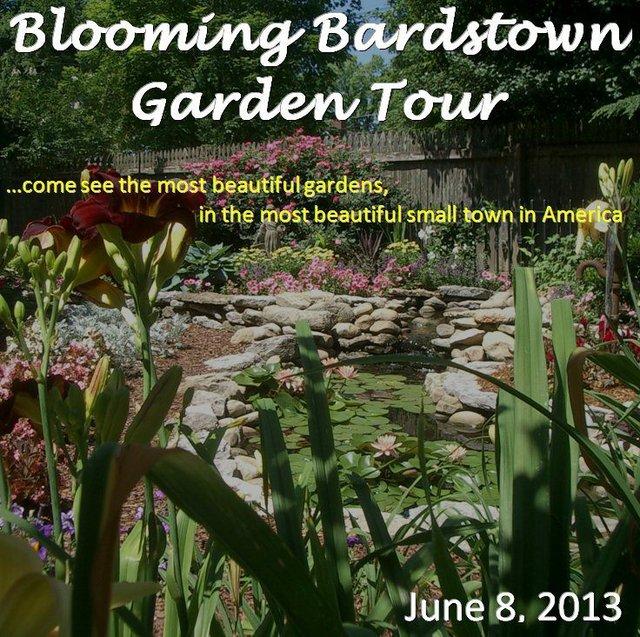 Bardstown Garden Tour