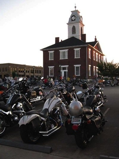 Elkton Bike Night