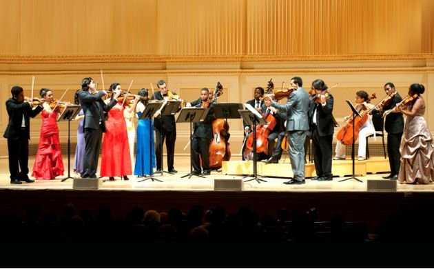 Sphinx Virtuosi with Catalyst Quartet