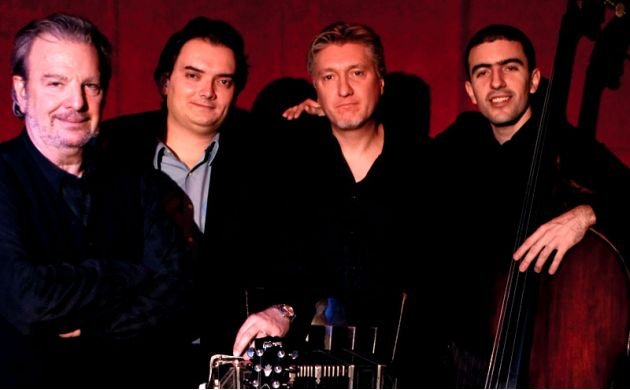 Pablo Ziegler Quartet