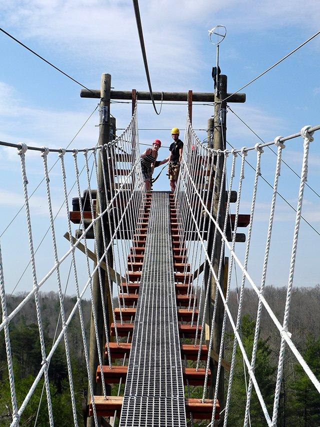 Ziplining Bridge2
