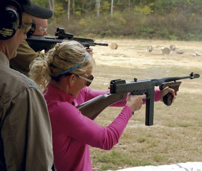 machine gun shoot kentucky