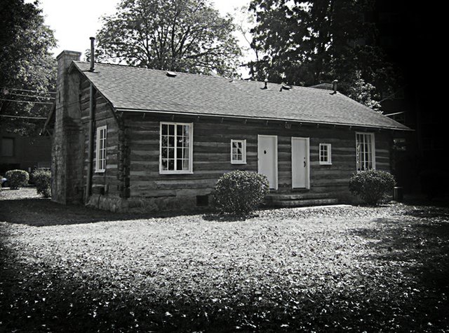 carpenter cabin