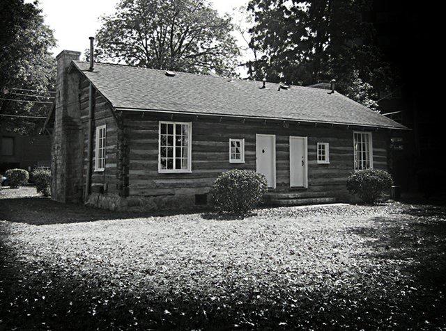 carpenter cabin